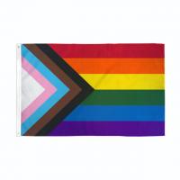 Drapeau LGBTQ Progress