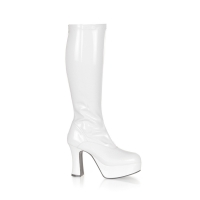 Bottes Exotica-2000 blanches